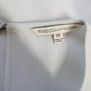 Rebecca Minkoff Tops - Rebecca Minkoff Top Flutter Cold Shoulder Monsoon
